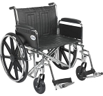 Sentra Bariatric Wheelchair 22w