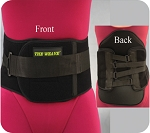 The Weave Back Brace