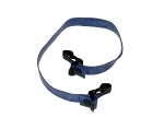 Blue, heavy resistance band
