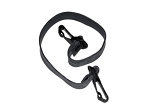 Black, extra heavy resistance band