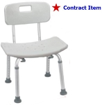 FSS ITEM  Large Shower Chair-450lb