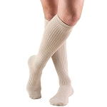 XLarge TAN MENS Casual-style Active Wear Support Socks