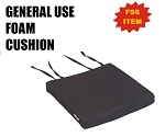 General Use Foam Seat Cushion