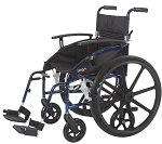 Wheelchair/Transport Chair -2 in 1 - 20