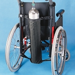 Oxygen Tank Holder (E Cylinder)  for Patriot M3 Wheelchair