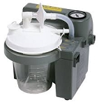 Suction Unit With Battery -External Filter