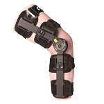 ROM telescoping Post Op knee brace