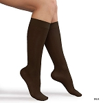 Ladies Knee High Compression Hose (15-20 mm Hg)SMALL