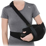 Shoulder Pillow with Ball-SMALL