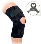 Min-Knee Hinged Knee Brace MED