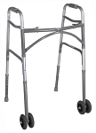 2/cs Bariatric Walker w 5
