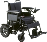 Cirrus Power Folding Wheelchair