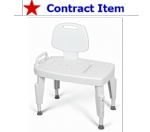 Composite Shower/Tub Transfer Bench- FSS ITEM