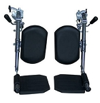 Elevating Leg Rests (Pair) for  M3 Wheelchair