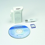 SmartLink Module, 2.0 Software, Data Card & Reader for Patient Therapy Management System