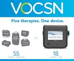 VOCSN-Ventilation with 5 Therapies in 1 Device