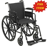Drive M3 Wheelchair: FSS ITEM