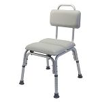 LUMEX PADDED SHOWER CHAIR