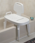 Composite Shower/Tub Transfer Bench