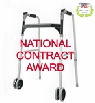 Bariatric Walker-National Contract