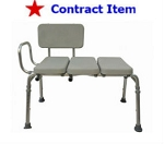 FSS ITEM Padded Bath Transfer Bench
