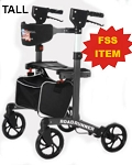 SALE: Roadrunner TALL Rollator w/Seat & Basket-FSS ITEM