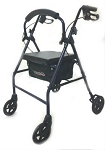 Lifestyles Rollator 807S BLUE color