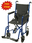 Transport Chair - L2019BL- FSS ITEM