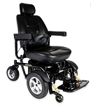 Trident HD Power Chair 24 wide seat