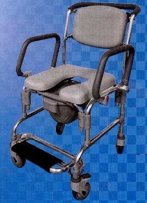 Shower Chair w Commode