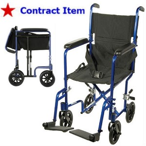 FSS ITEM Transport Wheel Chair