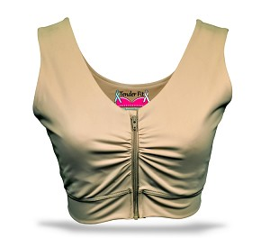 Mastectomy Bra Kit-SMALL