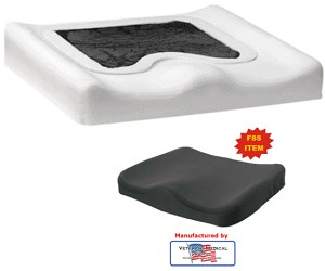 Serenity Gel Wheelchair Cushion 18 x 16
