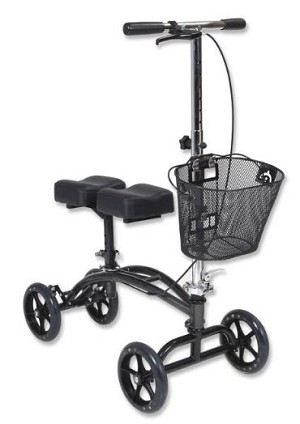 KN1000 400 lb capacity Knee Walker